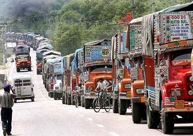 Manipur blockade