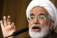 Iranian opposition leader Mahdi Karroubi