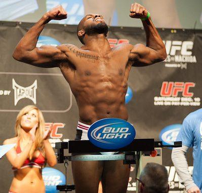 UFC light-heavyweight champion Jon