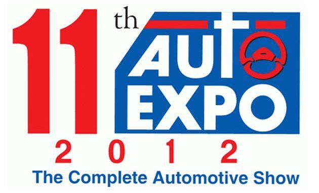 2012 Indian Auto Expo