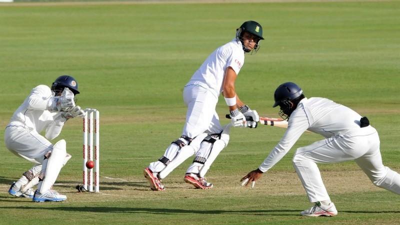 Sri Lanka vs South Africa - 3rd Test-Day 1