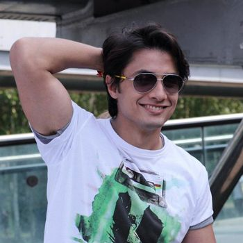 Pakistani Singer Ali Zafar