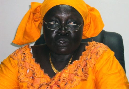 Hon. Joy Kwaje, SSNA Committee Chairperson of Information speaking to Gurtong in her office in Juba [©Gurtong]