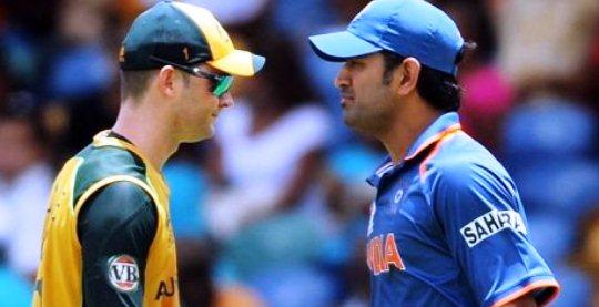 India Tour of Australia - 2011-12