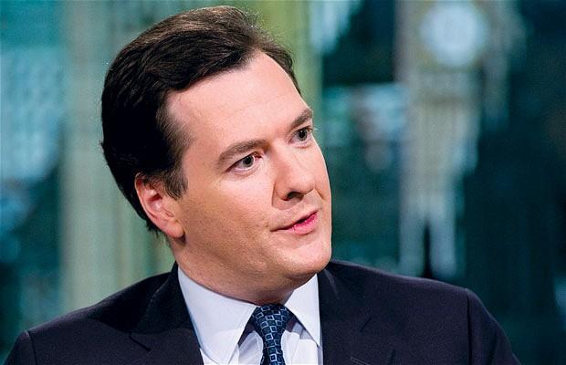 U.K. Chancellor, George Osborne