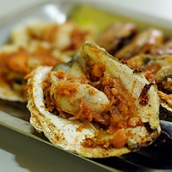 chinesebbqoyster
