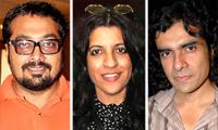 Anurag Kashyap, Zoya Akhtar & Imtiaz Ali