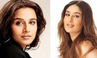 Vidya Balan & Kareena Kapoor