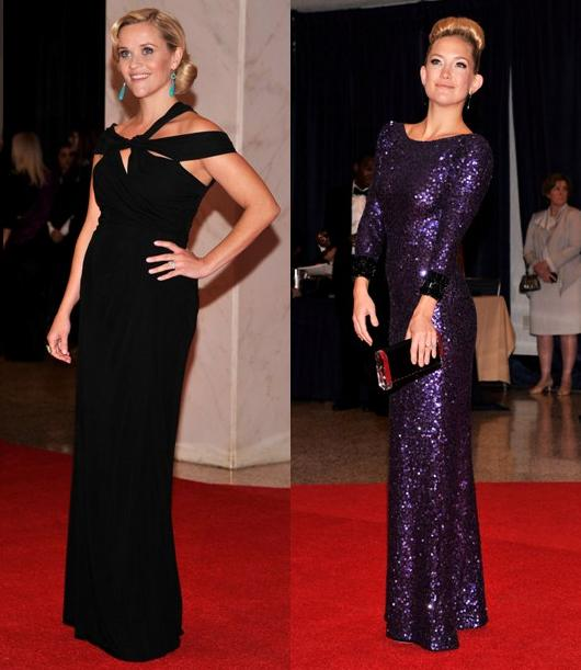 Reese Witherspoon and Kate Hudson