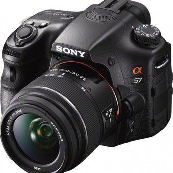 Sony a57 DSLR