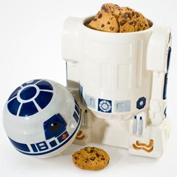 R2-D2 cookie jar