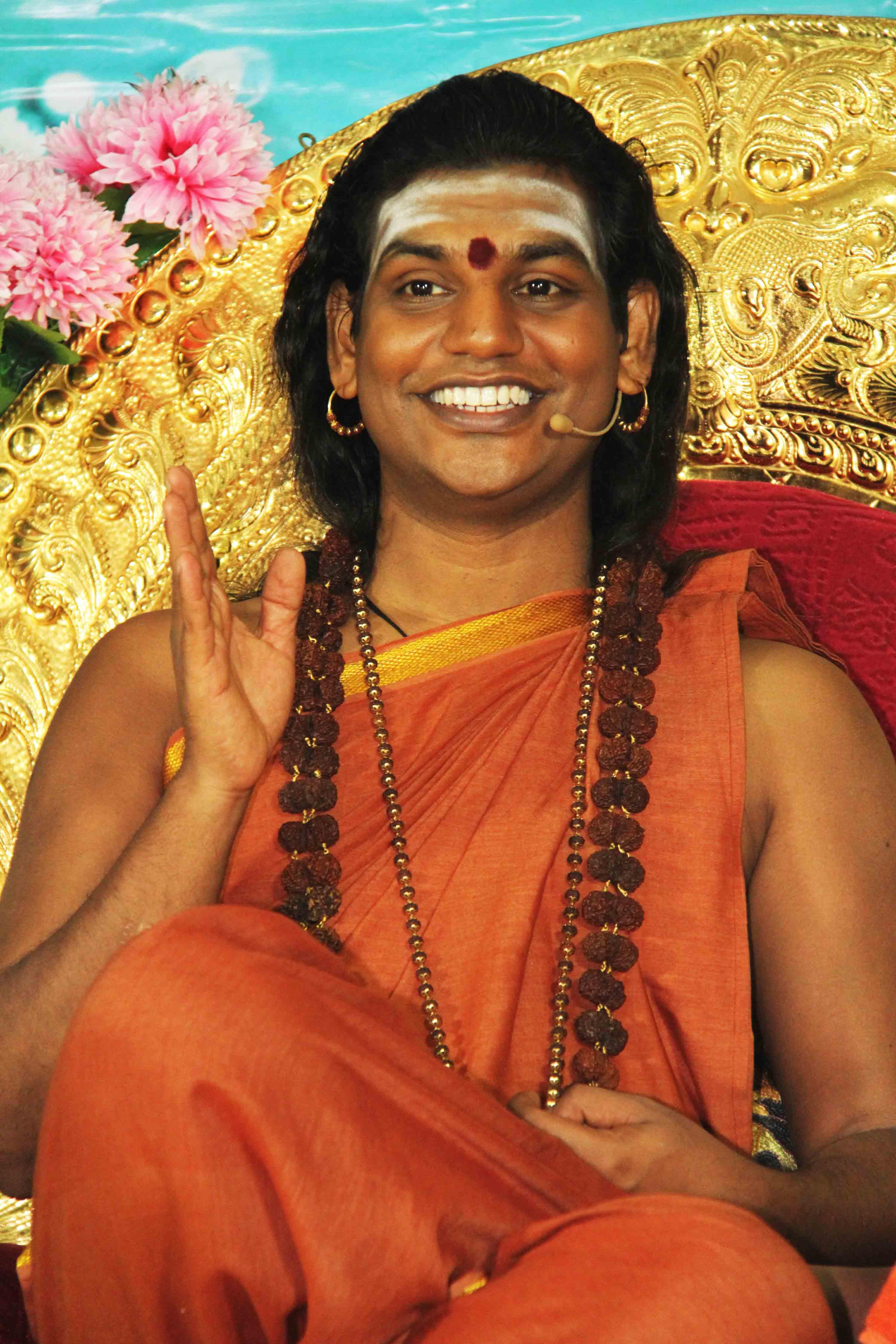 Swami Nithyananda - Pic 2
