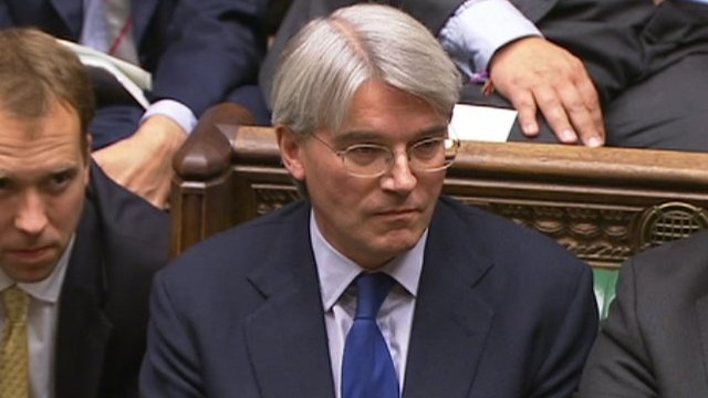 Chief Whip, Andrew Mitchell