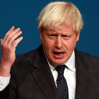 London Mayor, Boris Johnson