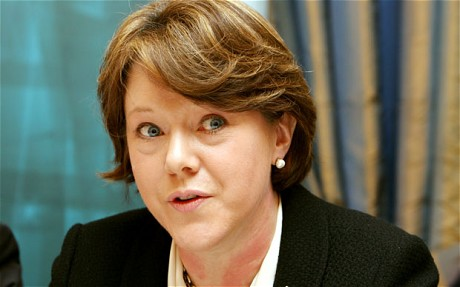 The new Minister for Women and Equalities, Maria Miller