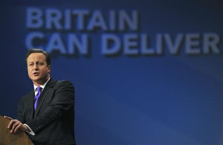 U.K. Prime Minister, David Cameron