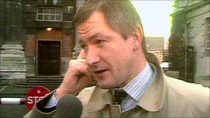 Belfast Solicito,r Pat Finucane
