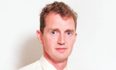 Monmouth Conservative MP, David Davies