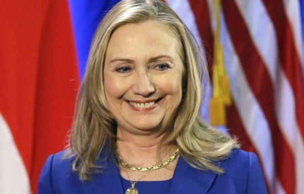 U.S. Secretary of State, Hillary Clinton