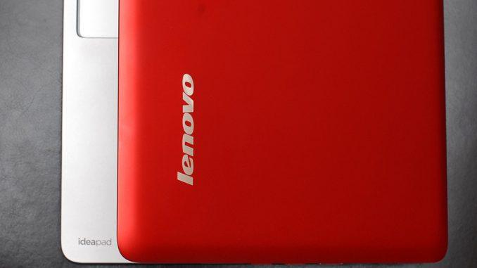 Lenovo U410 in Ruby Red