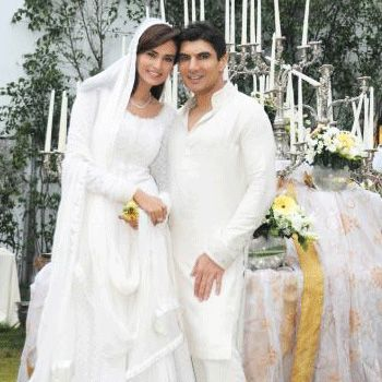Mehreen Syed and Ahmed Sheikh