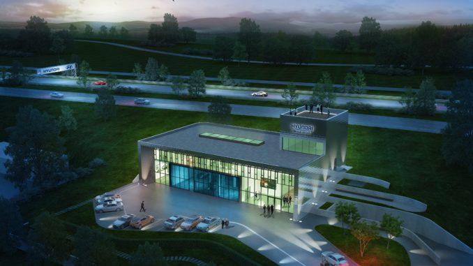 Hyundai's new Nürburgring test facility