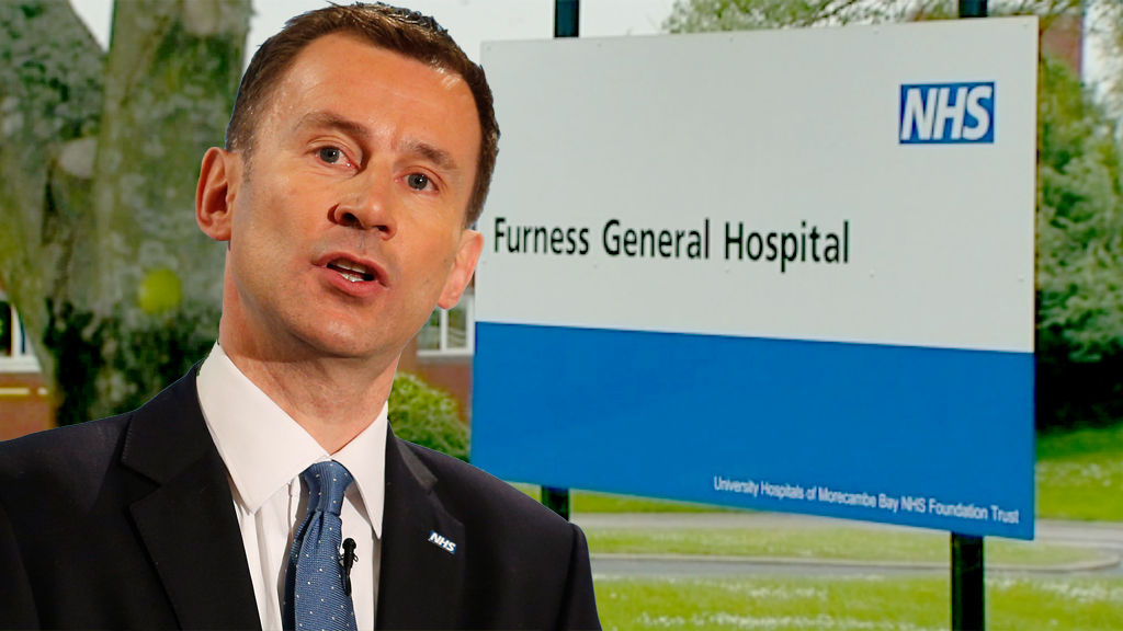 Health Secretary, Jeremy Hunt