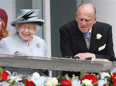 The Monarch and the Duke of Edinburgh