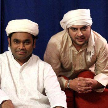 Shiraz Uppal and A.R. Rehman