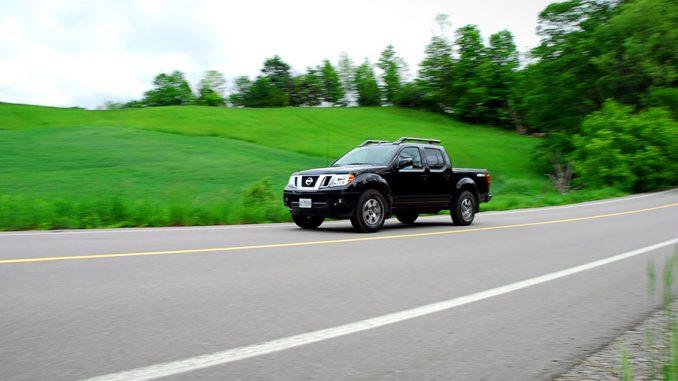 2013 Nissan Frontier Crew Cab PRO-4X