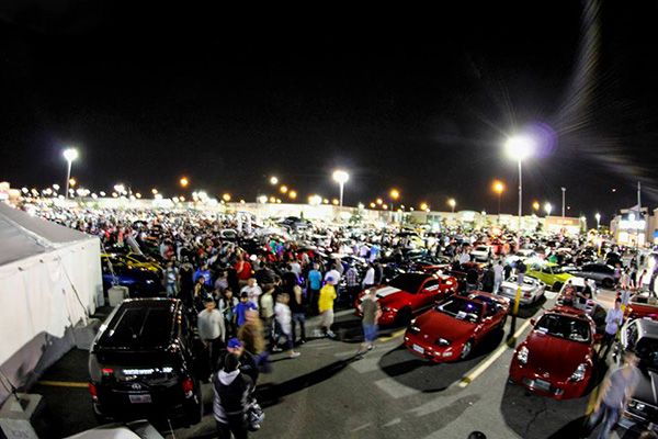 Ertefa - The largest Toronto weekly car meetup you've likely never heard of [Photo: Rohin Ghai]