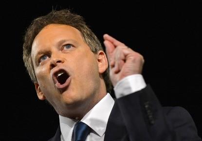 Tory Chairman, Grant Shapps