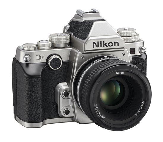 Nikon Df with a special edition 50mm 1.8