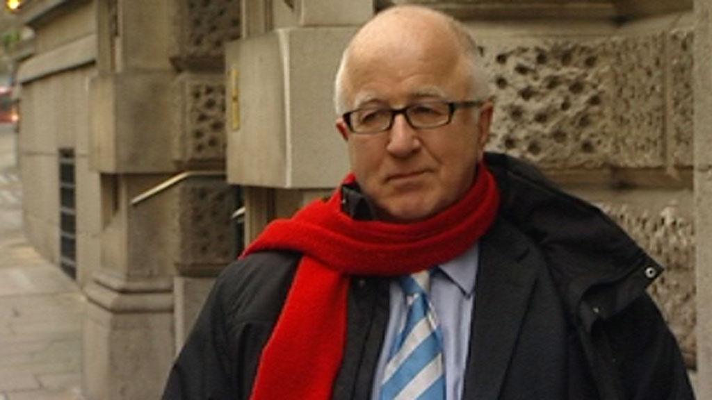 Former Labour MP, Denis MacShane