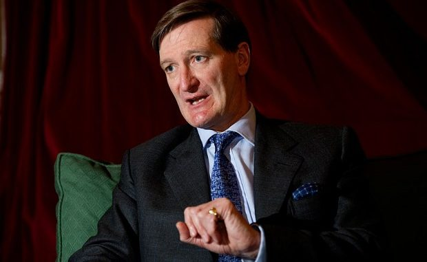 The Attorney General, Dominic Grieve