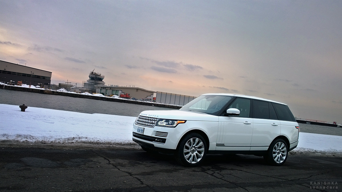 How far can you take a cell phone pic? This is a 2014 Range Rover Supercharged. Shot on a Nokia Lumia 1020, edited on a computer using Photoshop. For a larger resolution look at the image check: http://flic.kr/p/jAWLXe
