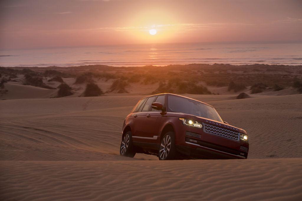 Off road in the Moroccan desert