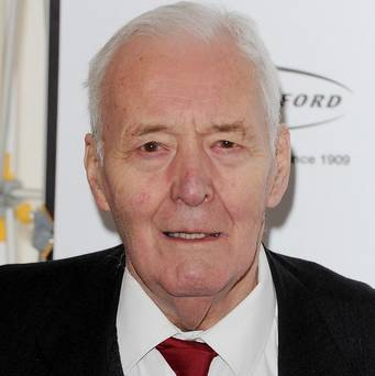 Labour politician and former cabinet minister Tony Benn
