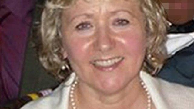 The deceased school teacher Anne Maguire