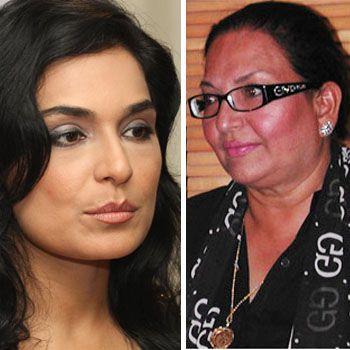 Meera and Sangeeta
