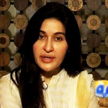 Shaista Wahidi
