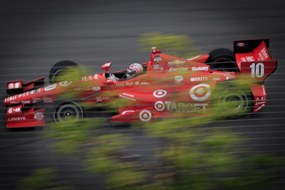 Tony Kanaan manages two podium finishes on the Streets of Toronto road course