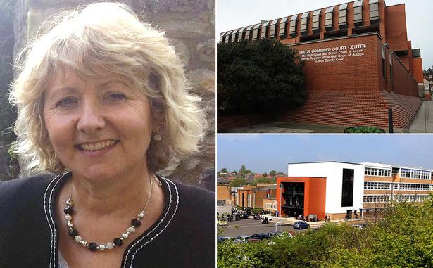 Deceased teacher Ann Maguire