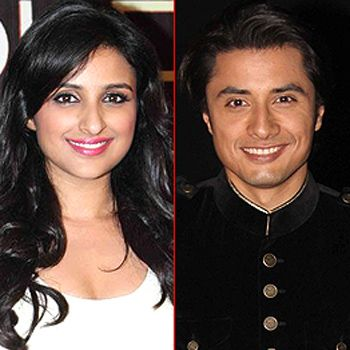 Parineeti Chopra and Ali Zafar