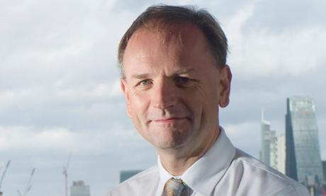 Chief executive of NHS England, Simon Stevens