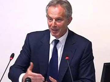 Former British PM Tony Blair