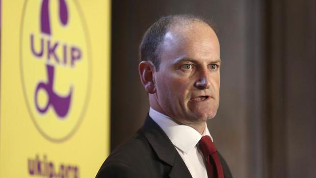 UKIP member Douglas Carswell