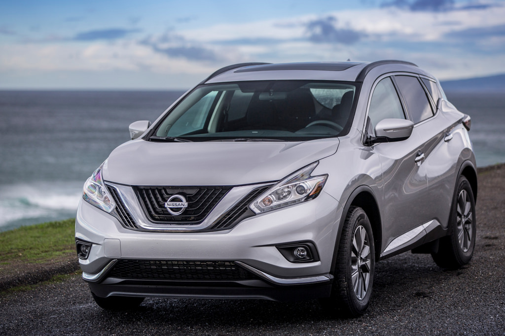 Nissan hopes to maintain it's sales momentum in to the new year with refreshed models like the 2015 Murano