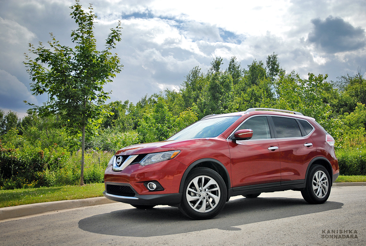 Vehicles like the Rogue helped pave the way for Nissan Canada's sales of 100,000 vehicles in 2014