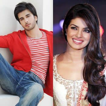 Imran Abbas and Priyanka Chopra
